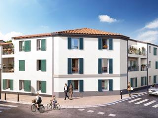 Appartement immobilier neuf pour défiscalisation en loi pinel dans le 85 à Noirmoutier