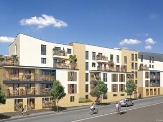 Appartement immobilier neuf pour défiscalisation en loi pinel dans le 91 à Savigny-sur-Orge