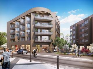 Appartement immobilier neuf pour défiscalisation en loi pinel dans le 91 aux Ulis