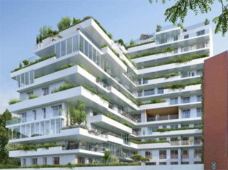 Appartement immobilier neuf pour défiscalisation en loi pinel dans le 92 à Issy-les-Moulineaux