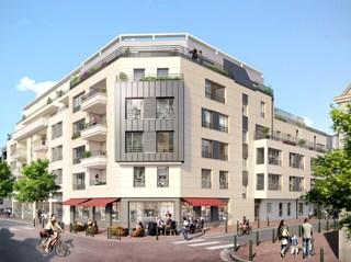 Appartement immobilier neuf pour défiscalisation en loi pinel dans le 92 à Suresnes