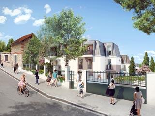 Appartement immobilier neuf pour défiscalisation en loi pinel dans le 92 à Sèvres