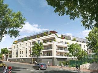 Appartement immobilier neuf pour défiscalisation en loi pinel dans le 92 à Fontenay-aux-Roses