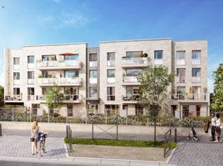 Appartement immobilier neuf pour défiscalisation en loi pinel dans le 92 à Vanves