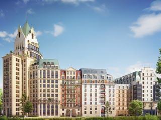 Appartement immobilier neuf pour défiscalisation en loi pinel dans le 92 à Puteaux
