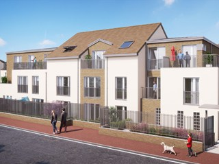 Appartement immobilier neuf pour défiscalisation en loi pinel dans le 93 à Livry-Gargan