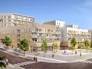 Appartement immobilier neuf pour défiscalisation en loi pinel dans le 93 à Noisy-le-Grand