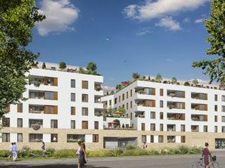 Appartement immobilier neuf pour défiscalisation en loi pinel dans le 93 à Villepinte
