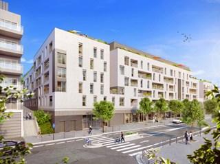 Appartement immobilier neuf pour défiscalisation en loi pinel dans le 93 à Bagnolet