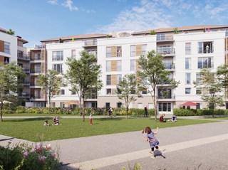 Appartement immobilier neuf pour défiscalisation en loi pinel dans le 93 à Dugny