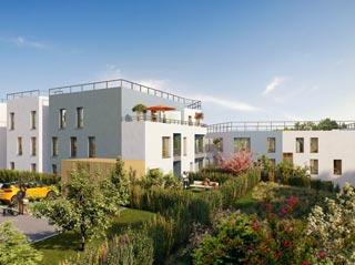 Appartement immobilier neuf pour défiscalisation en loi pinel dans le 93 à Villetaneuse