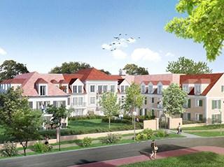 Appartement immobilier neuf pour défiscalisation en loi pinel dans le 95 à Saint-Prix