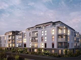 Appartement immobilier neuf pour défiscalisation en loi pinel dans le 74 à Ville La Grand