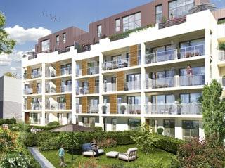 Appartement immobilier neuf pour défiscalisation en loi pinel dans le 92 à Châtillon