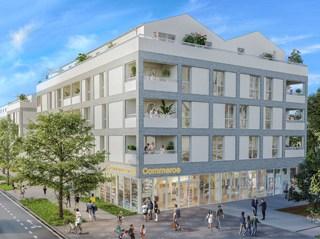 Appartement immobilier neuf pour défiscalisation en loi pinel dans le 93 à Neuilly-sur-Marne