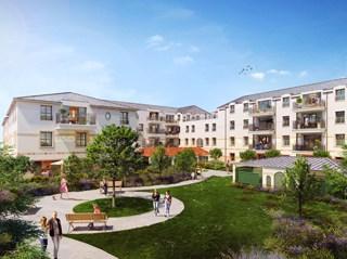 Appartement immobilier neuf pour défiscalisation en loi pinel dans le 78 à Verneuil-sur-Seine