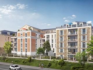 Appartement immobilier neuf pour défiscalisation en loi pinel dans le 93 à Gagny