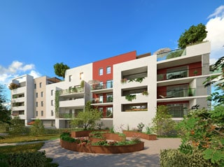 Appartement immobilier neuf pour défiscalisation en loi pinel dans le 34 à Saint-Jean-de-Védas