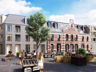 Appartement immobilier neuf pour défiscalisation en loi pinel dans le 59 à Faches Thumesnil