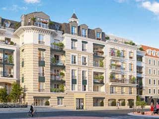 Appartement immobilier neuf pour défiscalisation en loi pinel dans le 92 à Clamart