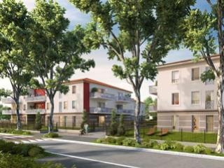 Appartement immobilier neuf pour défiscalisation en loi pinel dans le 01 à Miribel