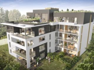 Appartement immobilier neuf pour défiscalisation en loi pinel dans le 01 à Fernay Voltaire